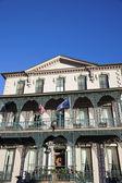 Historic mansion in Charleston — Stock Photo