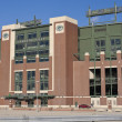 Lambeau Field in Green Bay, Wisconsin — Foto Stock