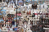 Souvenir stand in Rome — Stock Photo