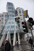 The Dancing House — Stock Photo