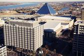 Panorama of Memphis — Stock Photo
