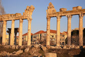 Baalbek ruins — Stock Photo