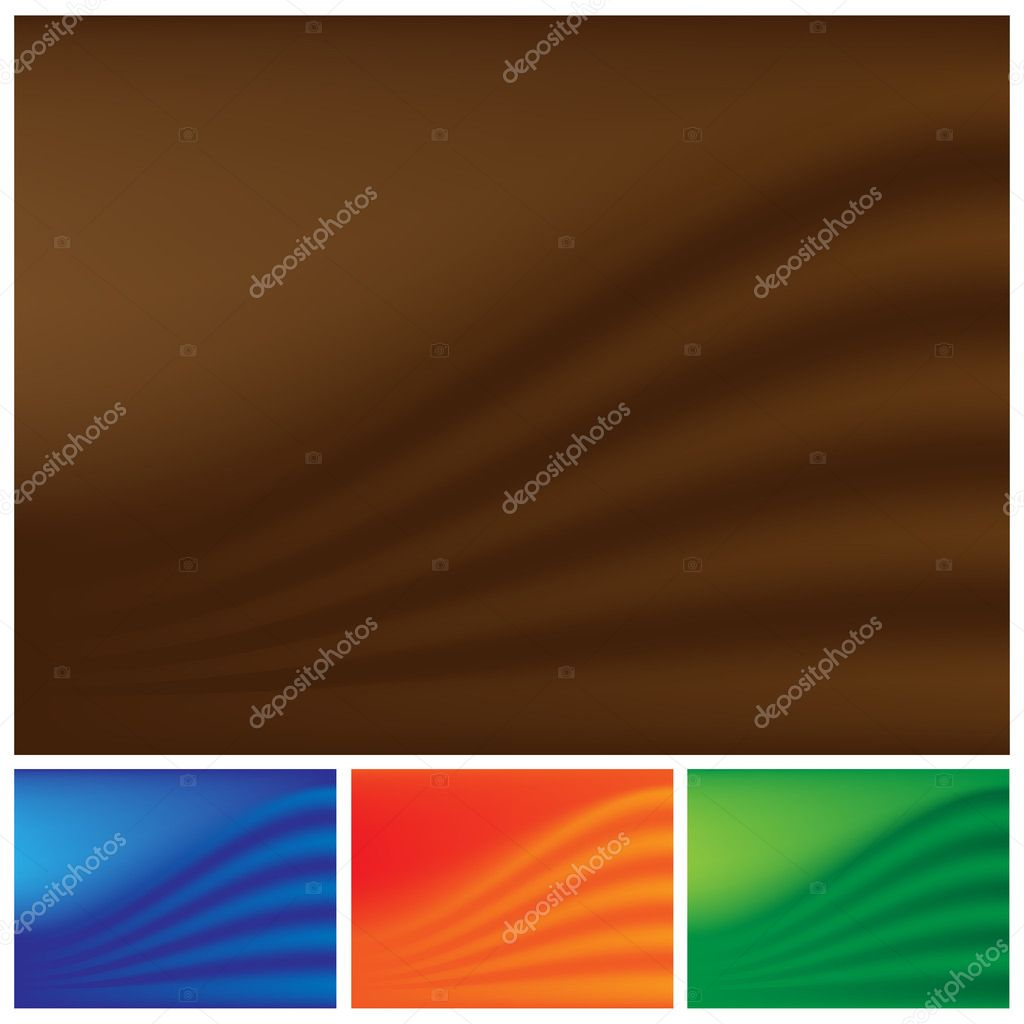 Vector set of various abstract backgrounds — Stock Vector #9143389
