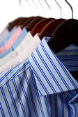 Business shirts — Stock Photo
