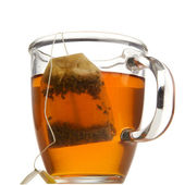 Tea in mug — Stock Photo