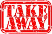 Grunge tirar carimbo de borracha, ilustração vetorial — Vetorial Stock
