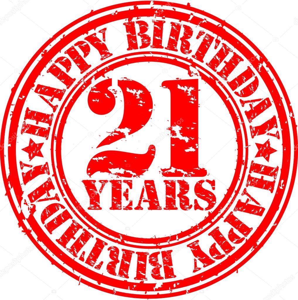 Поздравления на день рождения 21 год девушке