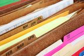 Files . — Stock Photo