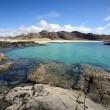 Sanna Bay Beach. — Stock Photo