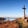 Stock Photo: Morar Cross.