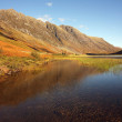 Loch Achtriochtan in Glencoe. — Stock Photo