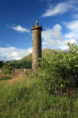 Glenfinnan Monument. — Stock Photo