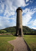Glenfinnan monument. — Foto de Stock