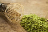 Matcha tea — Stock Photo