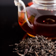 Dried tea — Stock Photo