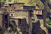 Casa-fortezza Shatili (Georgia) — Foto Stock