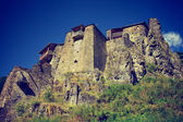 House-fortress in Georgia — Stock Photo