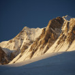 Bidara Mountain in Gudauri resort. — Stock Photo