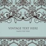 Vintage frame — Stock Vector #10356618
