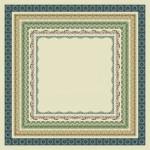 Vintage frame — Stock Vector #10460141