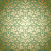 Vintage wallpaper inconsútil — Vector de stock