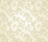 Retro seamless wallpaper — Stock Vector