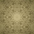 Vintage seamless background — Stock Vector