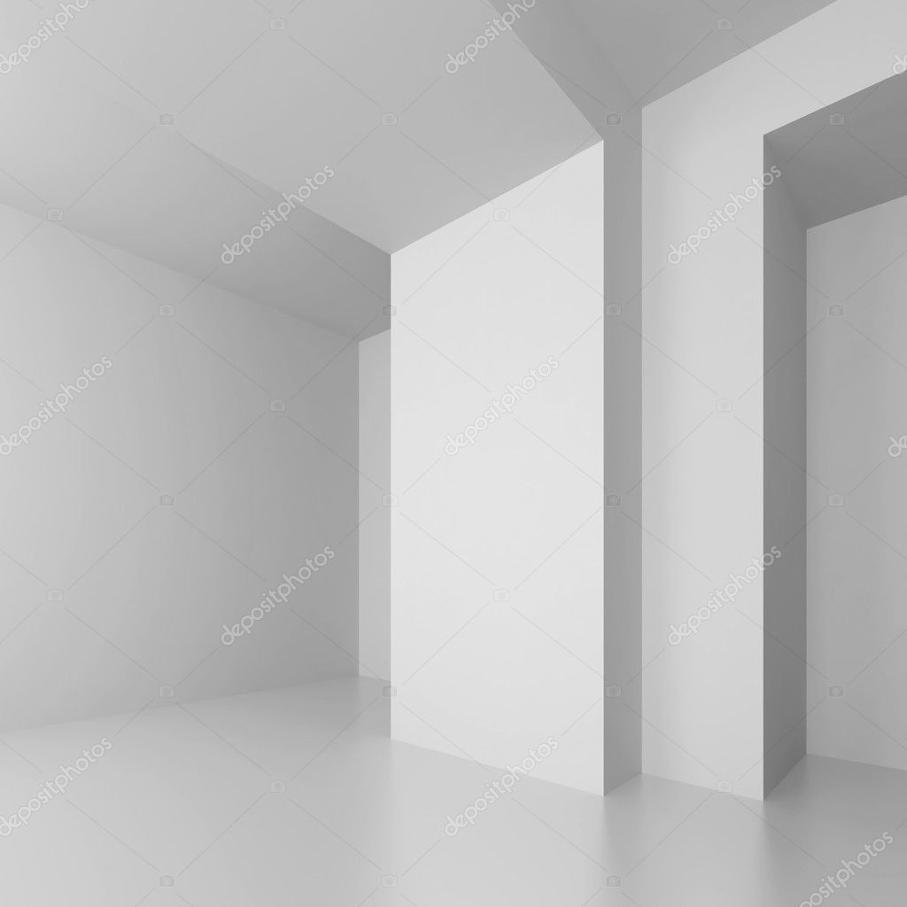 3d Illustration of Abstract Urban Background — Stock Photo #10287991