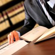 Lawyer — Stock Photo #8230118