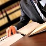 Lawyer — Stock Photo