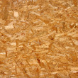 Oriented strand board - Stock Photo