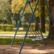 Stock Photo: Swing set