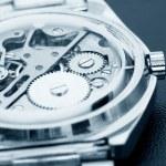Watch mechanism — Stock Photo #8230651
