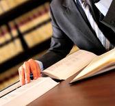 Prawnik — Zdjęcie stockowe