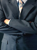Business suit — Stock Photo