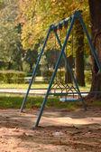 Swing set — Stockfoto