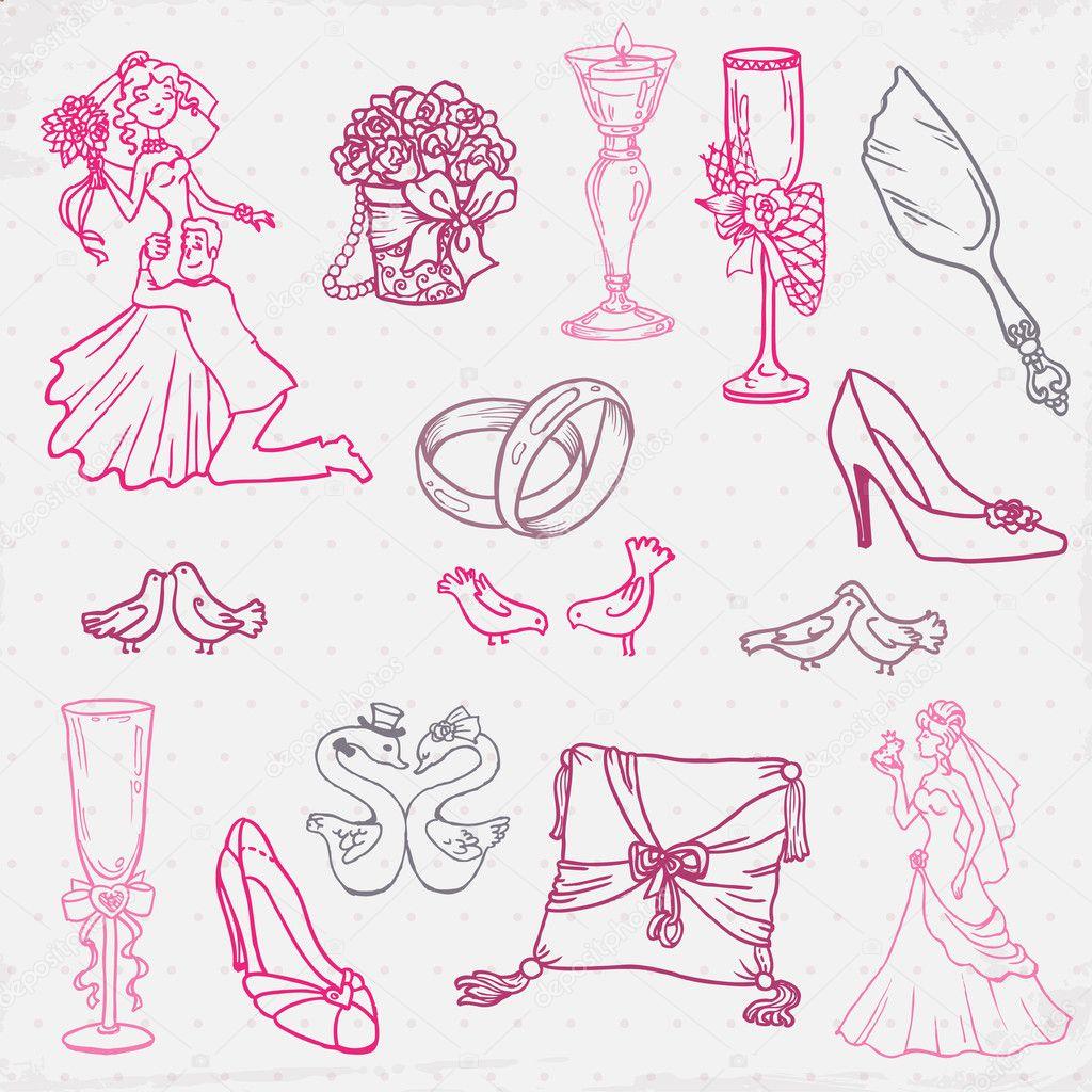 Декорируем свадебные бокалы своими руками 5
