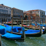 Canal Grande Venice - 1 — Stock Photo #10105853