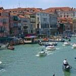 Canal Grande Venice - 2 — Stock Photo #10105855