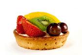 свежие фрукты кондитерские изделия - 4 — Стоковое фото