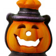 Isolated Halloween Lantern — Stock Photo
