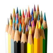 Color Pencils - 10 — Stock Photo
