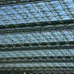 Modern Roof Construction — Stock Photo #9418594