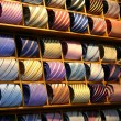 Stock Photo: Tie Shelf