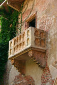 Balcony Verona — Stock Photo