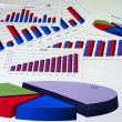 Financial Management Chart - 9 — Stock Photo #9919831