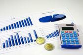 Financial Management Chart - 10 — Stock Photo