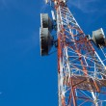 Antenna signal. — Stock Photo