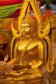 Statua di buddha — Foto Stock