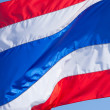 Stock Photo: Flag of Thailand.